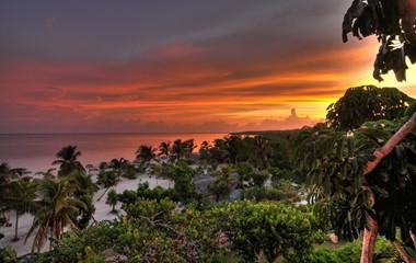 sunset Holguin