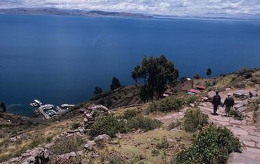 Taquile Island in Puno