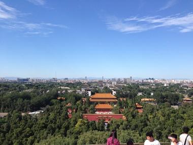 Beijing Bird View