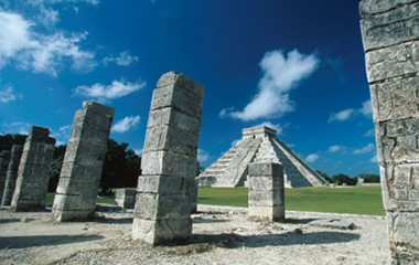 Chichen Itza, Archaeological Site