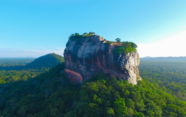 Sigiriya Rock Fortress (UNESCO World Heritage Site)