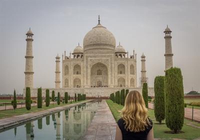 Good Morning World Bloggerreise Indien