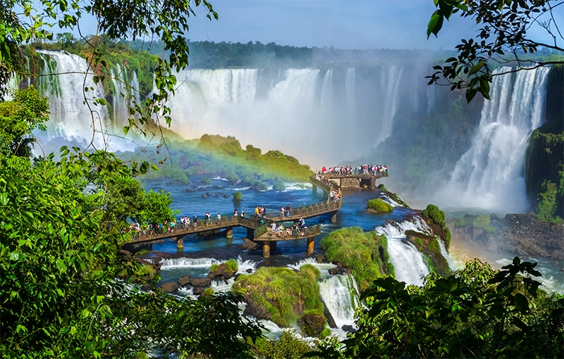 Koning Aap: Rondreis ZUID-BRAZILIE - 18 dagen;