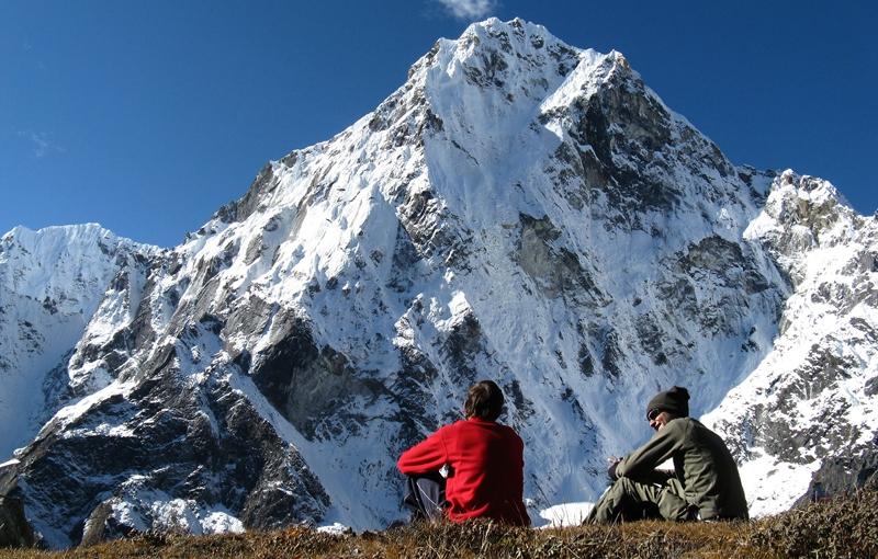 Koning Aap: Rondreis NEPAL EVEREST BASECAMP - 23 dagen; Moedergodin van Sneeuw