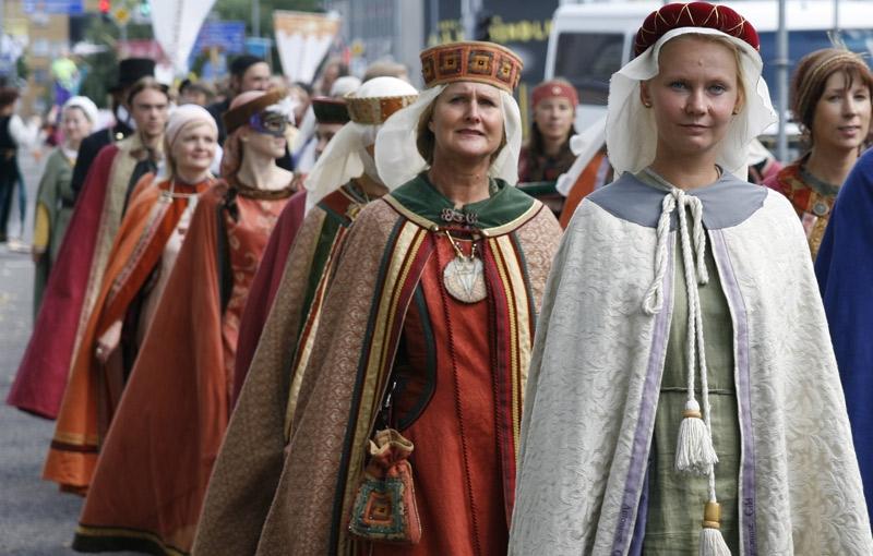 Koning Aap: Rondreis ESTLAND, LETLAND EN LITOUWEN - 15 dagen; Oude steden en verlaten baaien