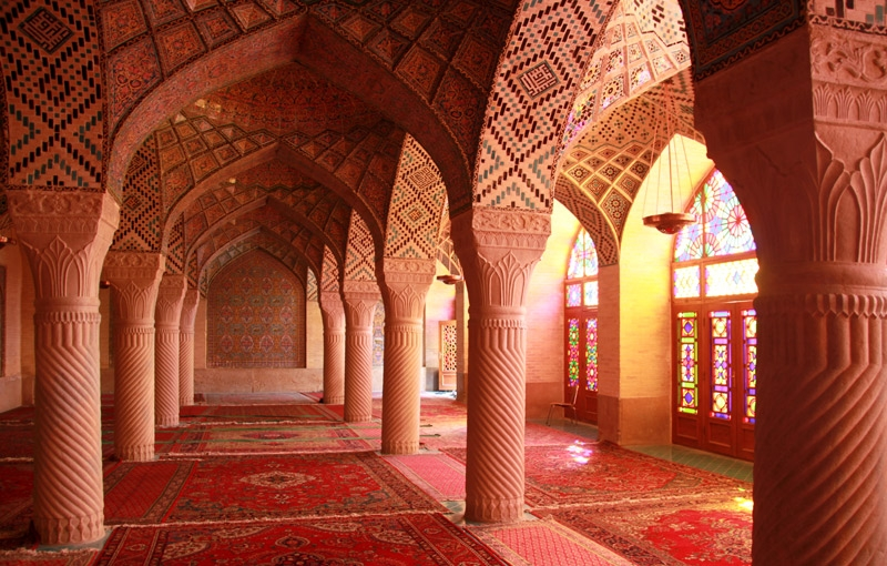 Koning Aap: Rondreis IRAN - 15 dagen; Fraaie mozaïeken en hartelijke mensen