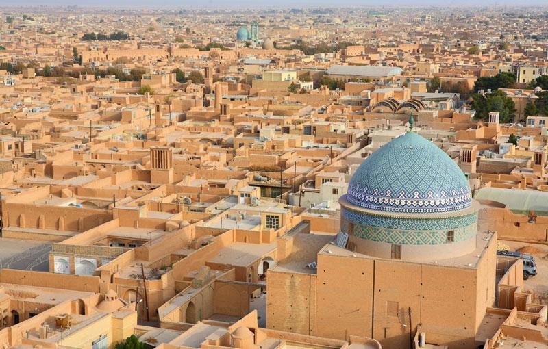 Koning Aap: Rondreis IRAN - 20 dagen; Op weg naar Isfahan