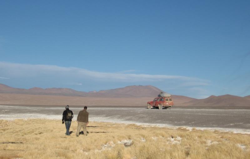 Koning Aap: Rondreis PERU EN BOLIVIA - 24 dagen; Zoutvlakte en zandwoestijn