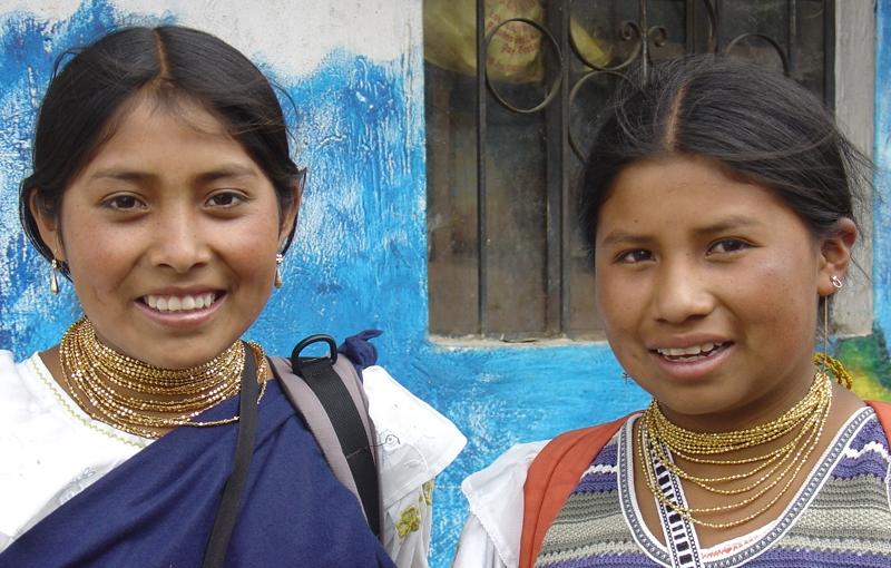 familiereis ecuador avontuur zuid amerika in het klein