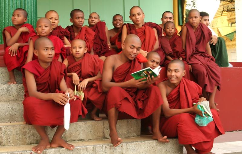 Koning Aap: Rondreis MYANMAR - 15 dagen; De schoonheid van Birma