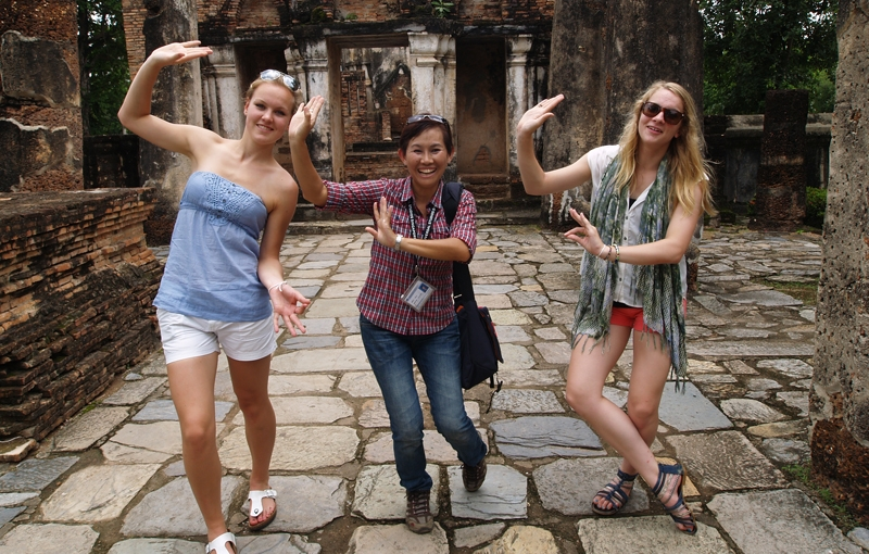Koning Aap: Familiereis THAILAND AVONTUUR - 22 dagen; Het 'Land van de Glimlach'