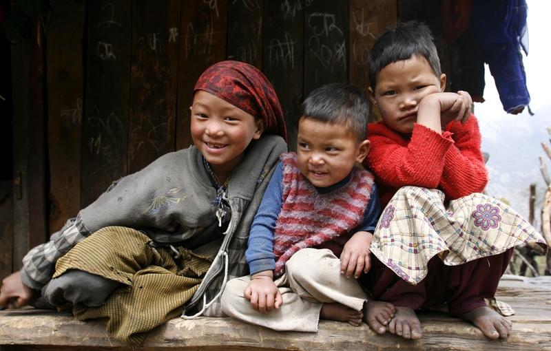 Koning Aap: Familiereis NEPAL - 15 dagen; Het land van Kumari