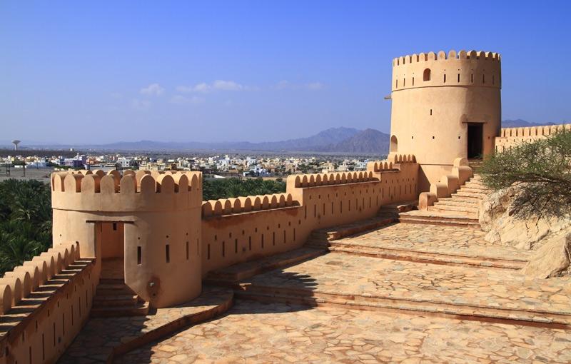 Koning Aap: Rondreis OMAN - 9 dagen; Woestijnkastelen en groene bergen
