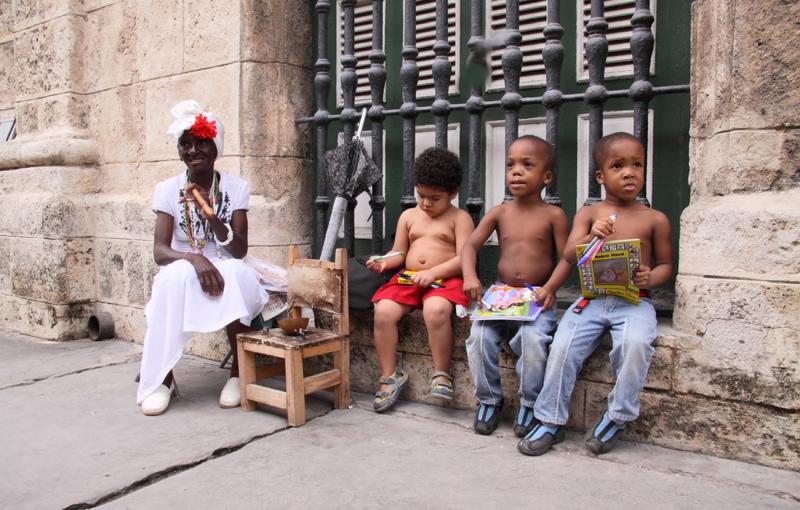 Koning Aap: Familiereis CUBA AVONTUUR - 21 dagen; Ritmische klanken