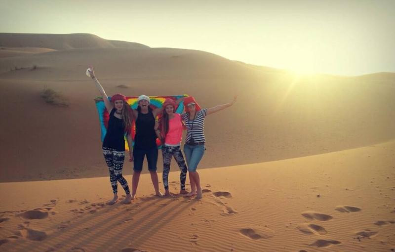 Koning Aap: Familiereis MAROKKO AVONTUUR - 22 dagen; Van woestijn naar strand