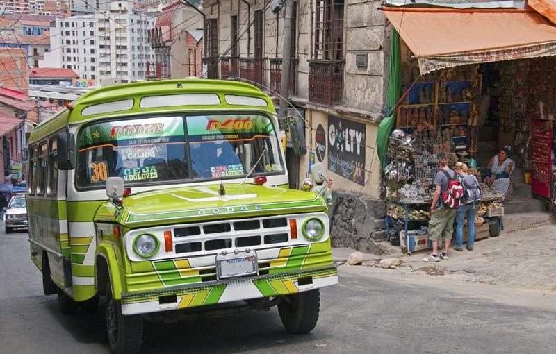 Koning Aap: Rondreis BOLIVIA - 22 dagen; Dak van de Andes