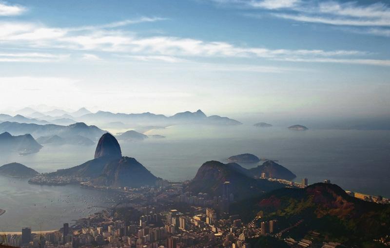 Koning Aap: Rondreis BRAZILIË - 22 dagen; Caipirinha en capoeira