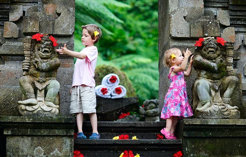 Sfeerimpressie Familiereis Indonesië: Bali en Lombok - 16 dagen; Parels van de Gordel van Smaragd