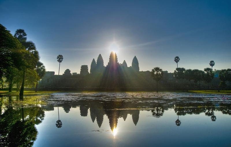 Koning Aap: Rondreis VIETNAM EN CAMBODJA - 21 dagen; Over Mekong naar Angkor