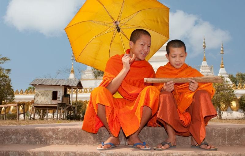 Koning Aap: Rondreis LAOS EN CAMBODJA - 23 dagen; Genieten langs de Mekong