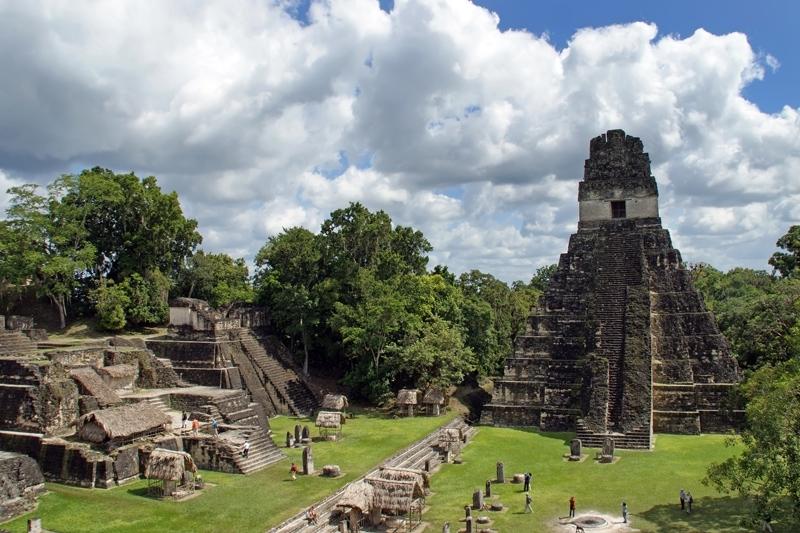 Mexiko, Guatemala, Honduras, Belize Singlereise (Bild: Shoestring International)