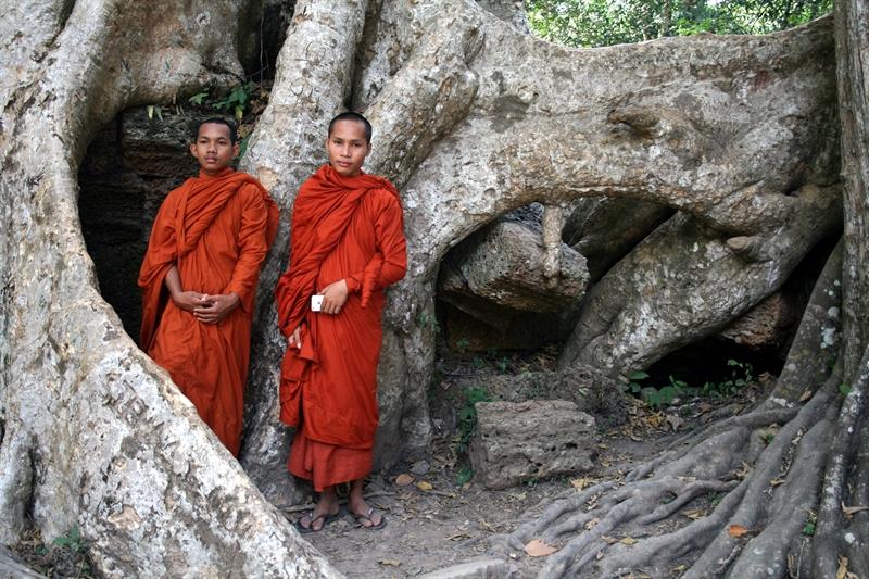 Kambodscha Singlereise (Bild: Shoestring International)