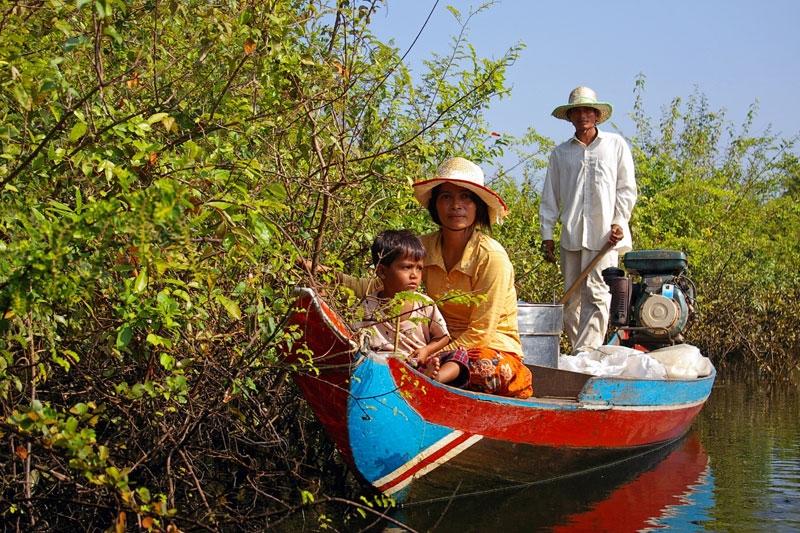 Vietnam, Kambodscha Singlereise (Bild: Shoestring International)