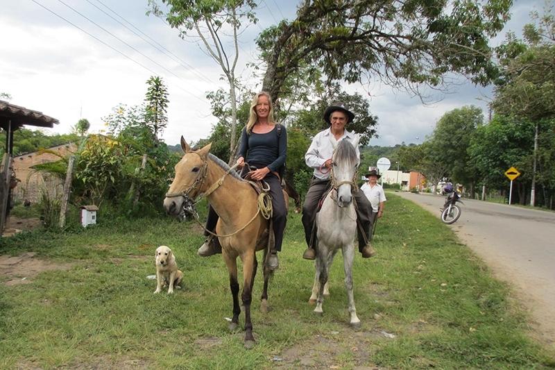 Kolumbien Singlereise (Bild: Shoestring International)