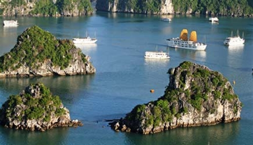 Ha Long Bay,