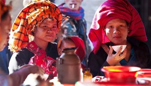 Groepsreis myanmar - Etnische sfeer ...