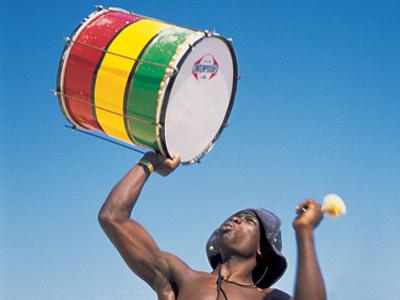 Shoestring: Groepsreis Brazilië; Dans de Samba!