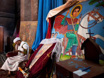 Shoestring: Groepsreis Noord-Ethiopie; Mysterieuze kerken en ruige bergen