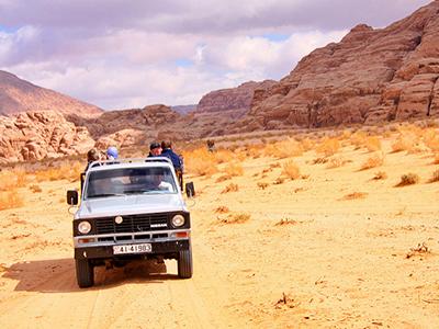 Groepsreis Jordanië; In de voetsporen van Lawrence of Arabia