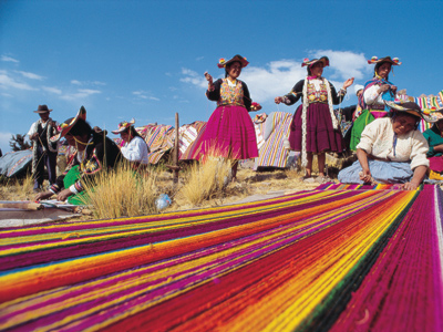 Shoestring: Groepsreis Zuid-Peru; Het verloren rijk van de Inca's