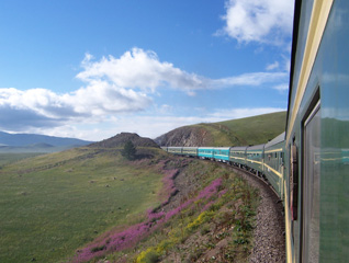 Shoestring: Groepsreis Transsiberië Express; Van Moskou tot Beijing