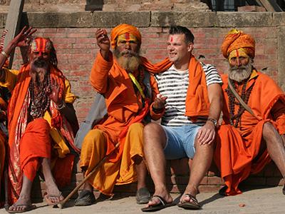 Shoestring: ReisKnaller: Nepal 16 dagen; 'Meet the locals' in Nepal!