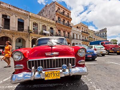 Shoestring: ReisKnaller: Cuba 10 dagen; Oldtimers en Che