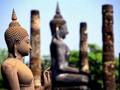 Shoestring: ReisKnaller: Thailand 22 dagen; Tempels, tuktuks en strand