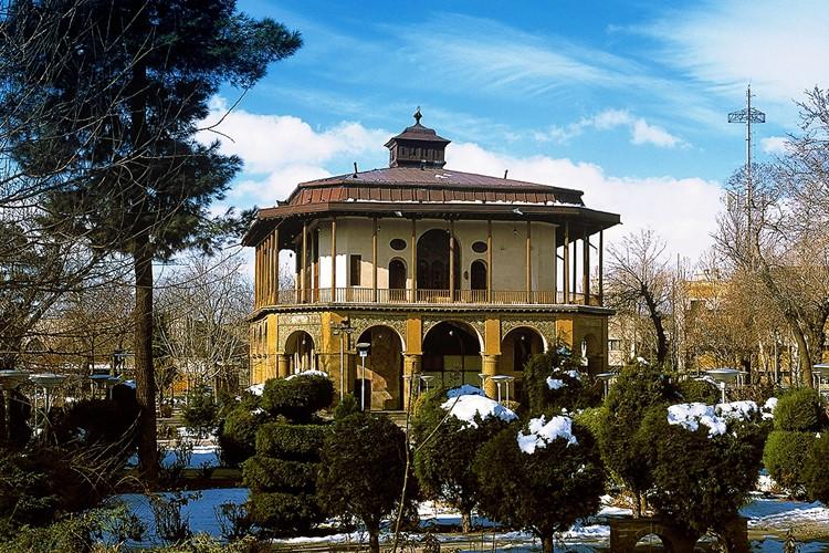 Chehel Sotoun huis - Qazvin - Iran