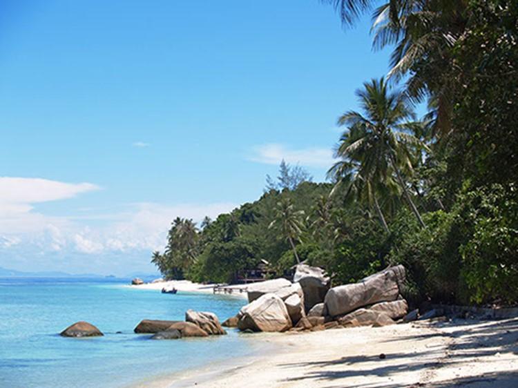 Pulau Lang Tengah - Reisebaustein Malaysia