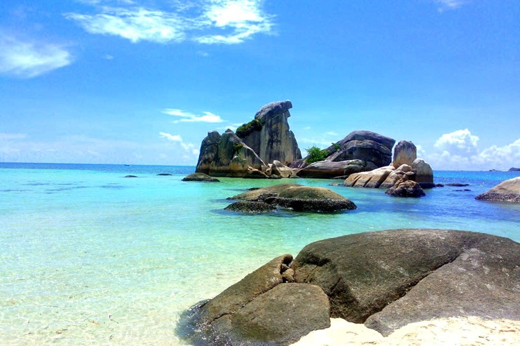 Belitung - Indonesië