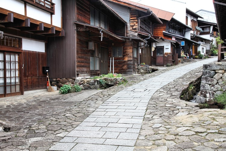 Magome - Honshu - Japan