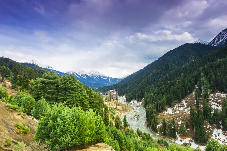 Pahalgam, Kashmir, India