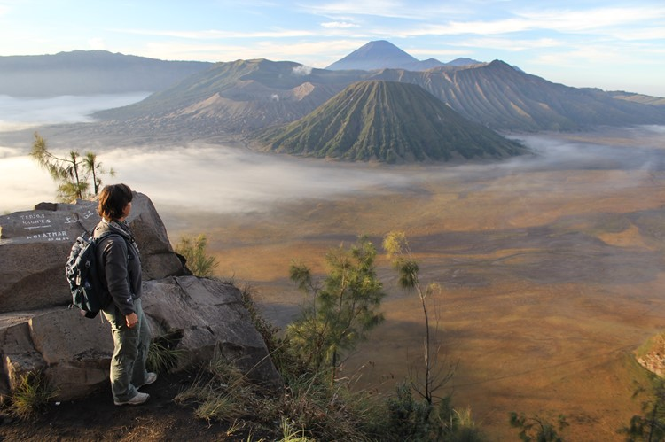 Bromo - Java - Indonesië