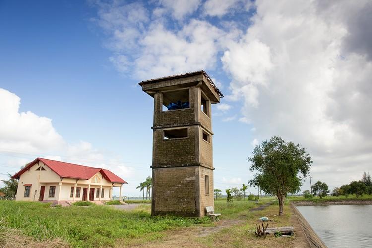 Hien Luong uitkijktoren, Demilitarized Zone