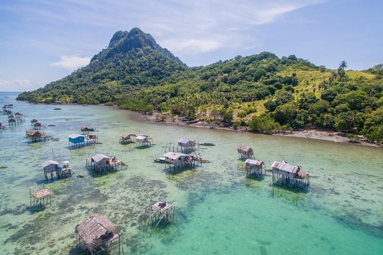 Mabul Island - Borneo - Maleisië