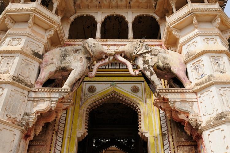 Bundi - India