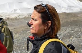 Katia in Patagonië
