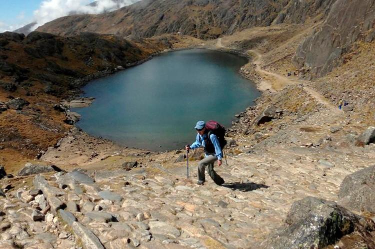 Takesi Inca Trail (2d) - Bolivia