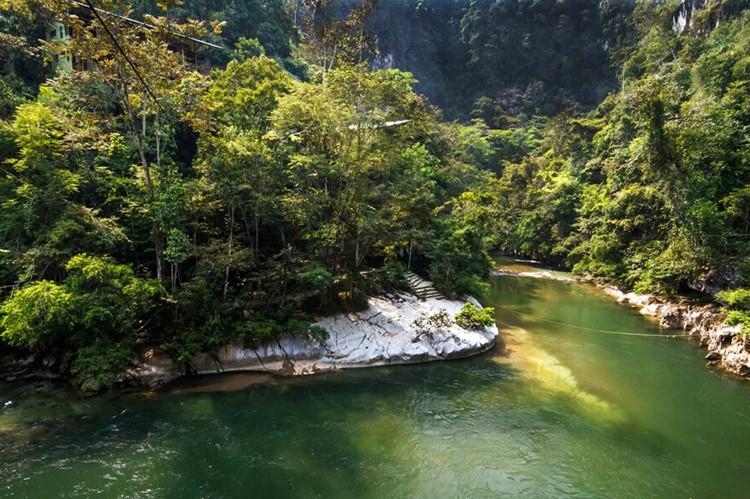 Rio Claro - Colombia
